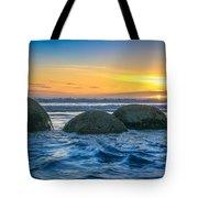 Moeraki Sunrise Tote Bag