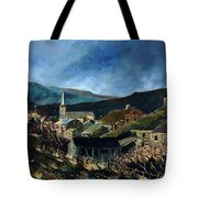 Mogimont Village Ardennes  Tote Bag