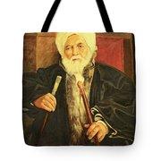 Mohamed Al Khalidi Tote Bag