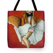 Mohammad Monroe Tote Bag