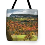 Mohonk Tower Tote Bag