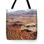 Mojave Desert Magic Tote Bag