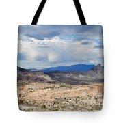 Mojave Desert Route 66 Tote Bag