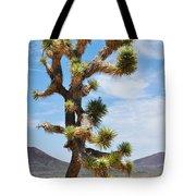 Mojave Joshua Tree Tote Bag