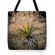 Mojave Yucca Tote Bag