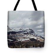 Molas Pass Summit Tote Bag