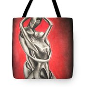 Molded By Love Tote Bag