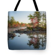 Molega Lake, Nova Scotia Tote Bag