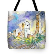 Molina De Aragon Spain 01 Tote Bag