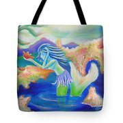 Molly Mermaid Tote Bag