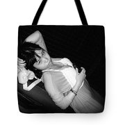 Molly On Motor Tote Bag