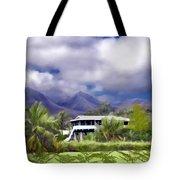 Moloa A Bay Hideaway Tote Bag