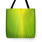 Molokai Palm Fan Tote Bag