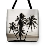 Molokai Palms Tote Bag