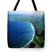 Molokai, View Tote Bag