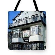 Mol's Coffee House Tote Bag