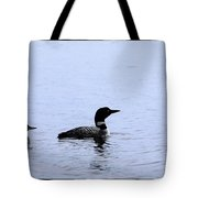 Mom And Baby Loon Tote Bag