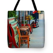 Mom And Pop Shops  Tote Bag