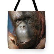 Mom Protection Tote Bag