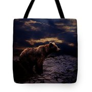 Moma Bear Tote Bag