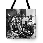 Mombasa: Ivory Trade Tote Bag