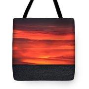 Moment Before Sunrise Tote Bag