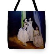 Moment In Wait Tote Bag