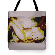 Moment Of Bliss Tote Bag