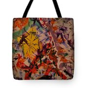 Moment Of Emotions Tote Bag