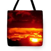 Moment Of Majesty Tote Bag