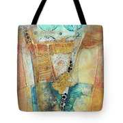 Moments In The Middle 3 Tote Bag by Kate Word