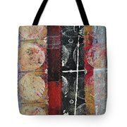 Moments In The Middle 4 Tote Bag by Kate Word