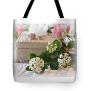 Moments To Treasure Tote Bag