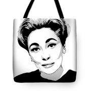 Mommie Dearest - Clean Up This Mess - Pop Art Tote Bag
