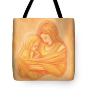 Mommy And Me Tote Bag