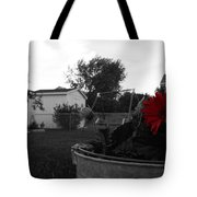 Mom's Backyard Tote Bag
