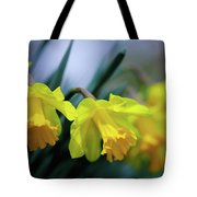 Mom's Daffs Tote Bag