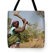 Mom's Work Day Tote Bag