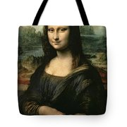 Mona Lisa Tote Bag by Leonardo da Vinci
