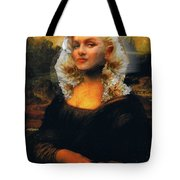 Mona Marilyn Tote Bag