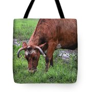 Mona The Cow Tote Bag