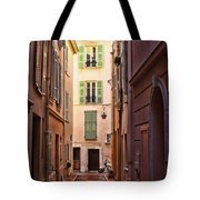 Monaco Street Tote Bag