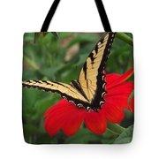Tiger Beauty Tote Bag