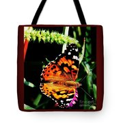 Monarch Butterfly # 2 Tote Bag