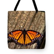 Monarch Butterfly II Tote Bag