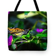 Monarch Buttefly Tote Bag
