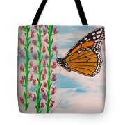 Monarch Heaven Tote Bag