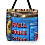 Monarch Maxwell House 761 Tote Bag