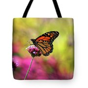 Monarch Song Tote Bag