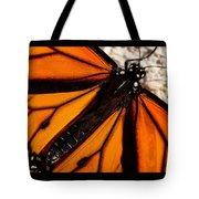 Monarch Triangles Tote Bag